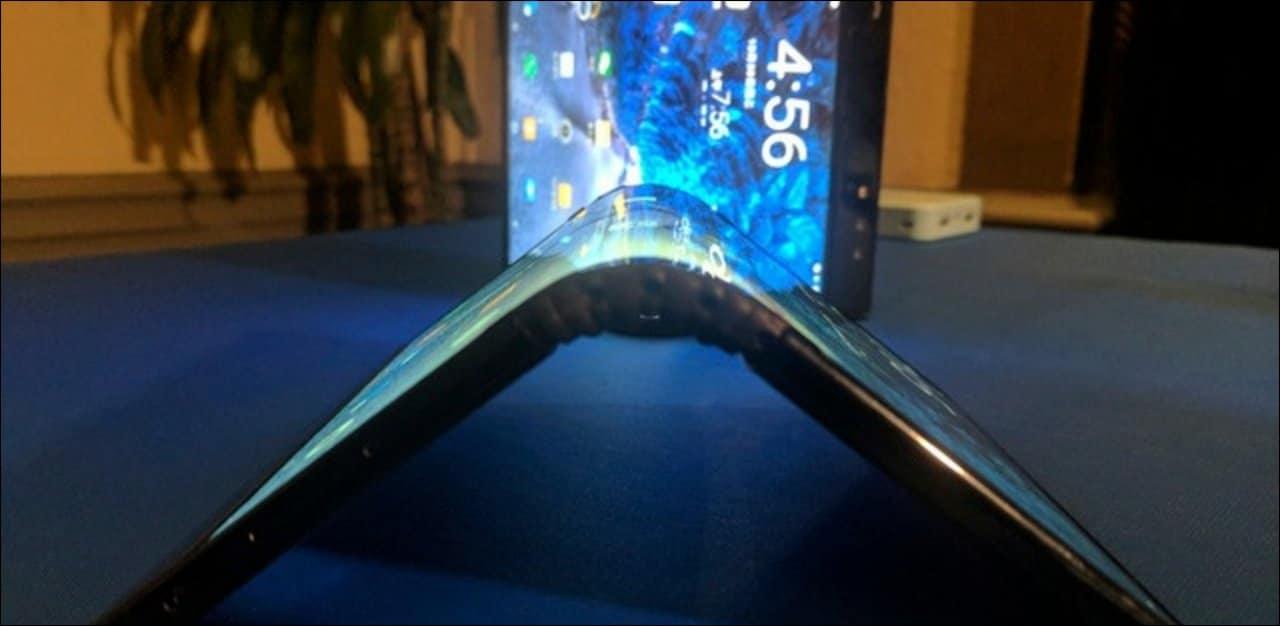 Les nouveautés de Samsung en matière de téléphone à écran flexible